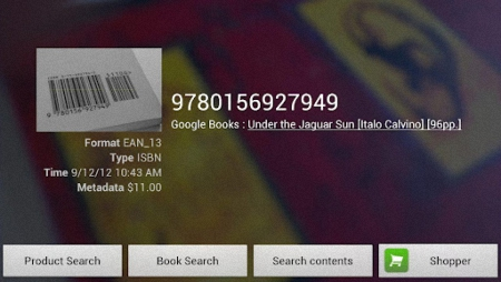Barcode Scanner 01