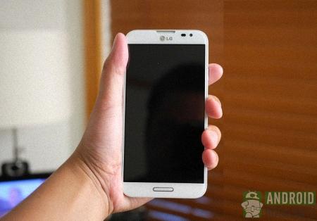 promoción del LG Optimus G