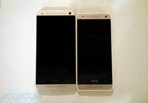 rumores del HTC One mini