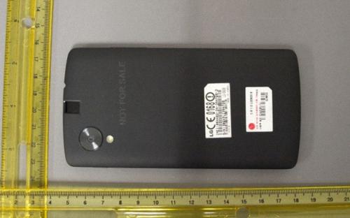 01 imágenes filtradas del LG Nexus 5