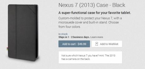 01 estuche y cobertor para el Nexus 7