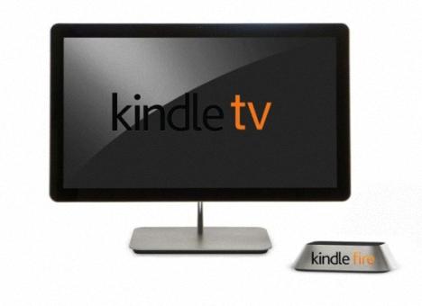 Kindle TV de Amazon