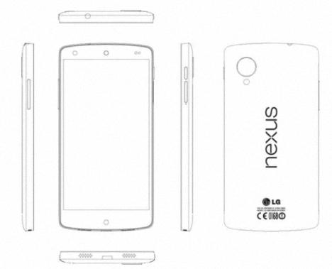 especificaciones del LG Nexus
