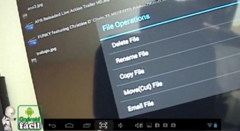 funciones para copiar en Android