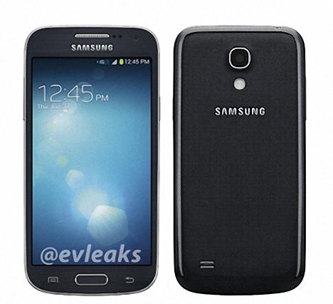 nuevo modelo del Galaxy S4 Mini 01