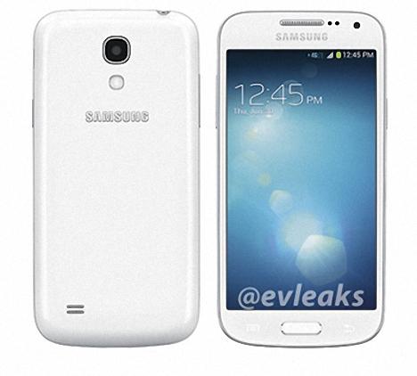 nuevo modelo del Galaxy S4 Mini 02