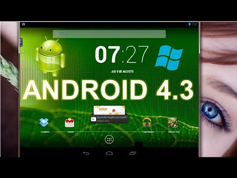 01 Android 4.3 en Windows 7