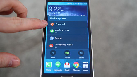 04 rootear al Samsung Galaxy S5
