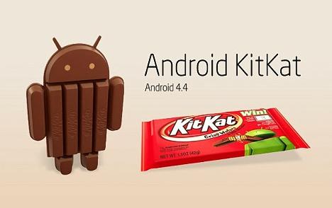 Android 4.4 KitKat para Xperia