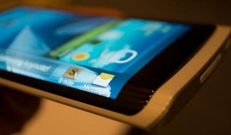 el Samsung Galaxy Note 4 tendrá pantalla flexible