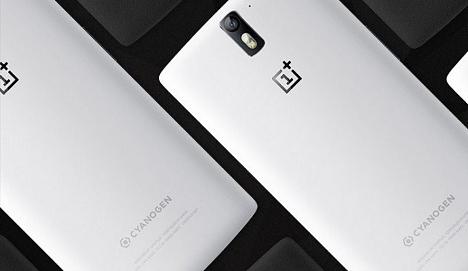 producción del OnePlus One