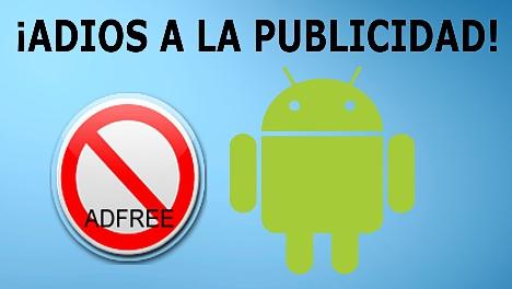 bloquear publicidad en Android