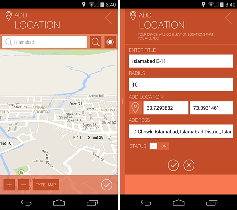 Bloquear llamadas en el telefono móvil Android