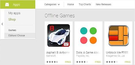 los 54 mejores juegos Android offline