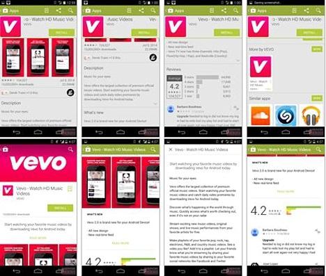 nuevo diseño Google Play Store 02