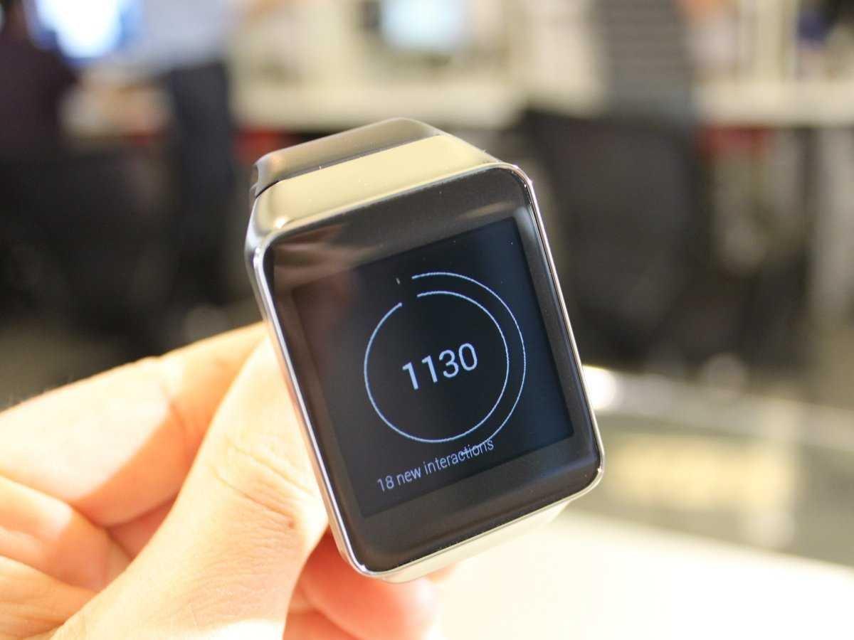 smartwatch de google