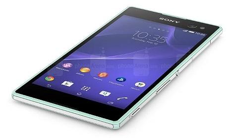 Sony Xperia C3 06