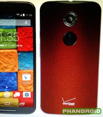 Carcasa de cuero para teléfonos móviles Motorola