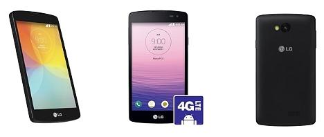 LG Optimus F60