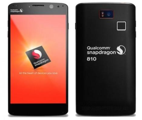 Snapdragon-810-Smartphone de Qualcomm