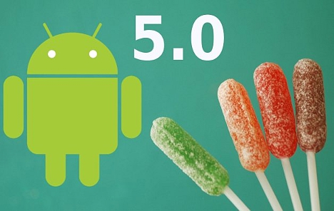 lollipop android 5.0 para Nexus del 2012