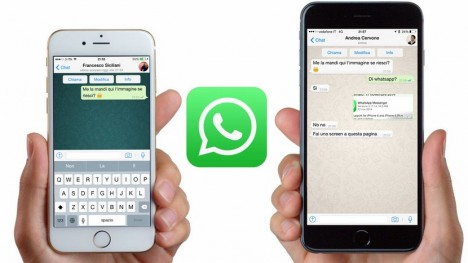 llamadas en WhatsApp Messenger
