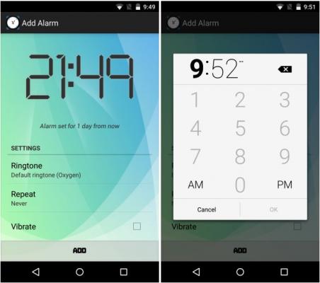 Wave Alarm - Alarma gratuita para Android