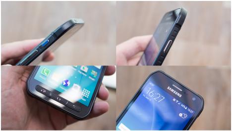 Nuevo diseño en los botones del Samsung Galaxy S6 Active