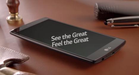 Elegancia en el diseño del LG G4