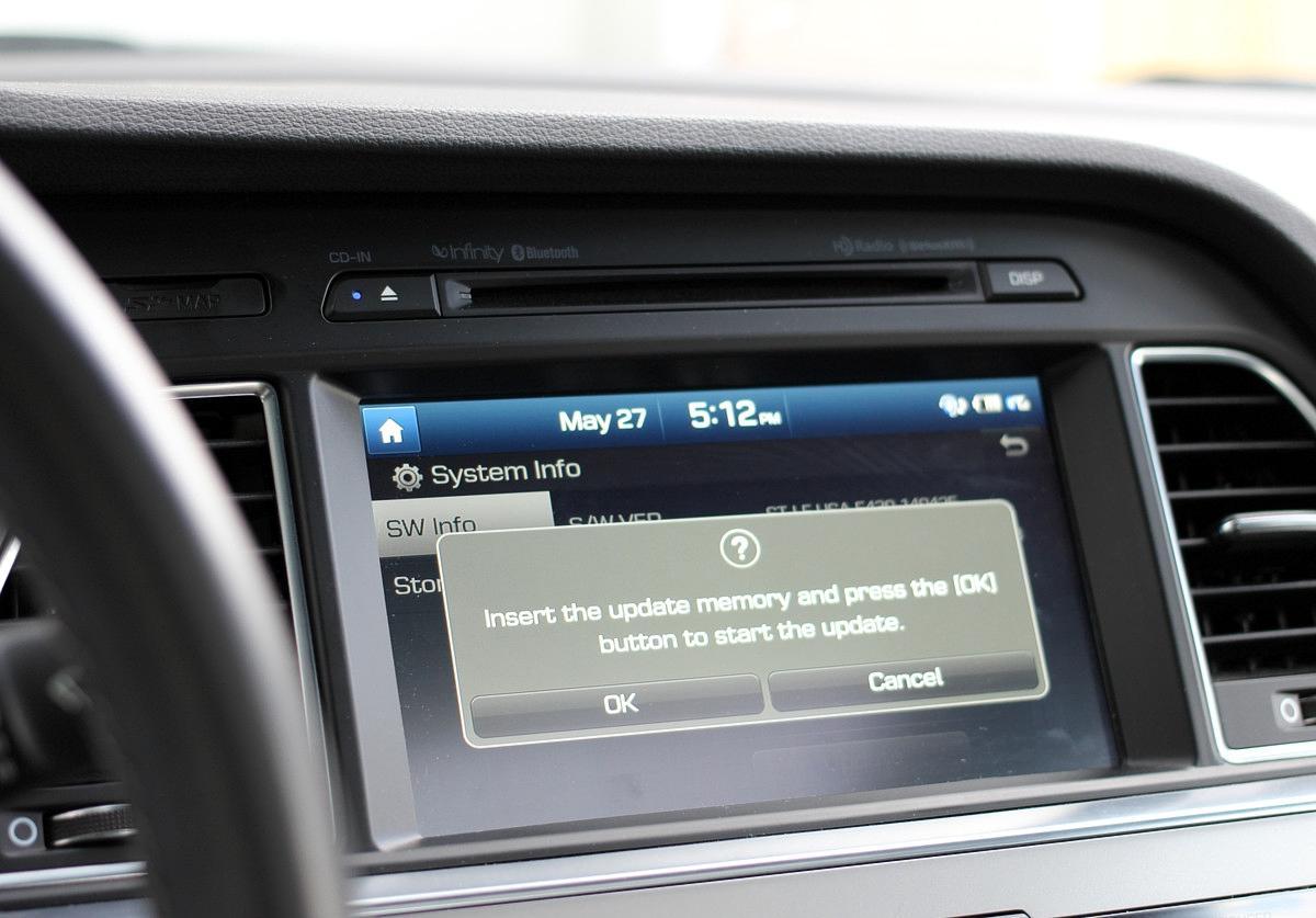 Hyundai Sonata 2015 Firmware Update Upcomingcarshq Com