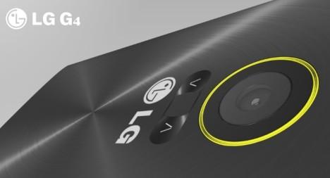El LG G4 en su versión Europea (H815)