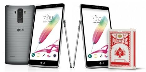 Promocion para el LG G Stylo por 288 US.D.