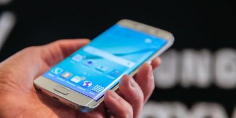 Samsung Galaxy S6 con doble borde curvo