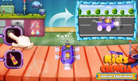 Aplicación Android para niños genios