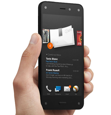 Amazon Fire Phone no conecta el WiFi