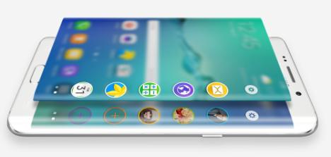 Edge People para el Galaxy S6 Edge+