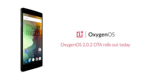 Segunda actualización para el OnePlus 2