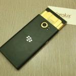 BlackBerry Priv de Oro
