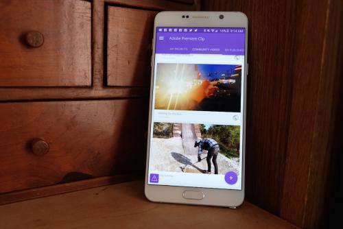 Editar videos en Tablet Android