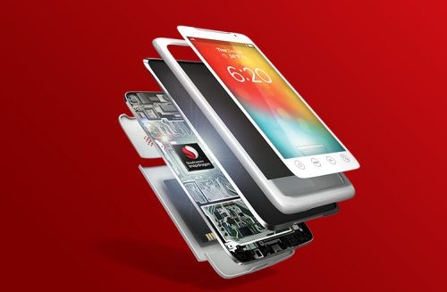 Qualcomm SnapDragon 830 con 8 GB de RAM