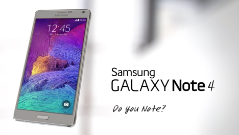 Galaxy Note 4 con Lollipop Android 5.1.1