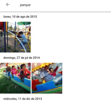 Trucos Google Photos