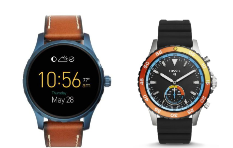 Fossil SmartWatchs Android Wear