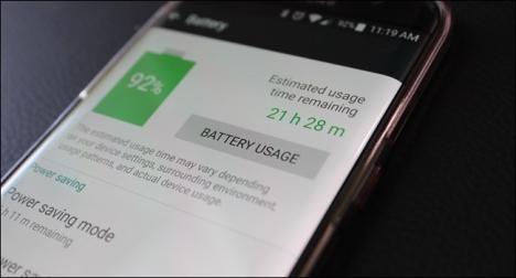 Problemas Android con la Batería