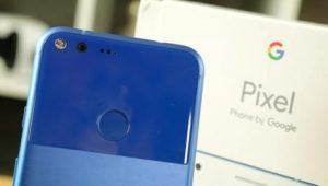 Pixel Really Blue