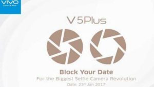 Vivo V5 Plus Selfie Camera Revolution