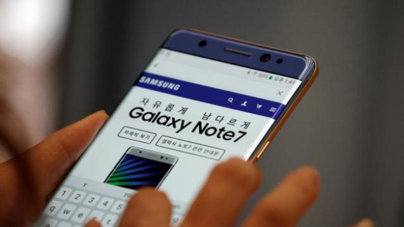 Galaxy Note 7 Refurbished