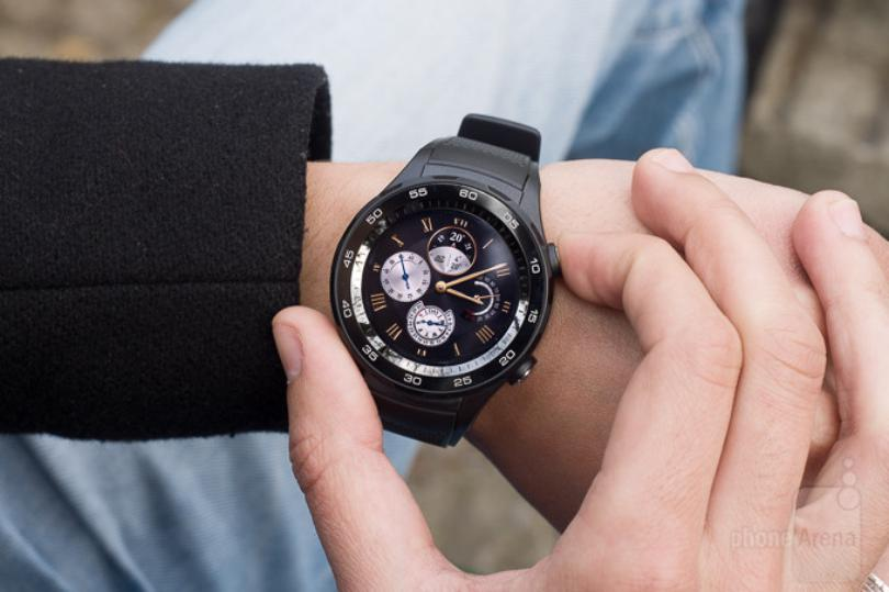 Huawei Watch 2 Con Auriculares Plantronics A Primeros