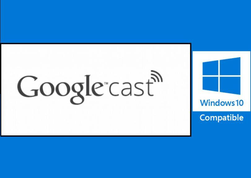 actualizar chromecast desde Windows 10