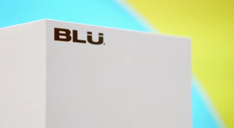 Teléfonos móviles BLU